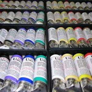 Olejové barvy Umton