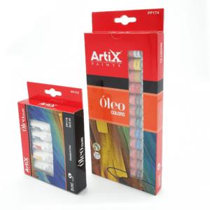 Artix olejové barvy